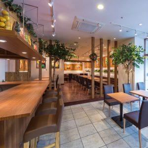 MIMATSU CAFE ラブラ万代店